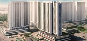 Izmailovo Hotel Russia