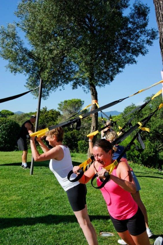 Lou Casteou Fitness Holiday