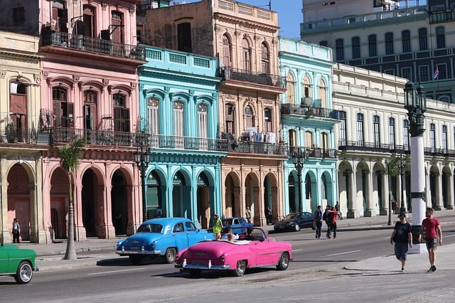 Havana Countries you visited